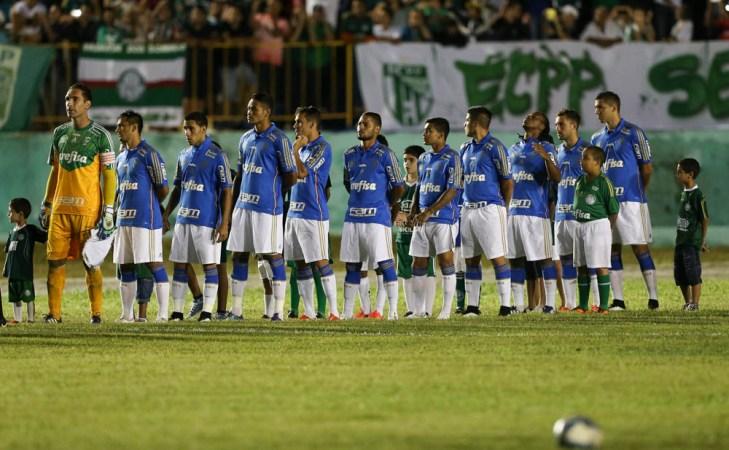 Palmeiras Vitória da Conquista - jogadores