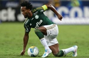 Além do resultado, Zé Roberto enalteceu a postura da equipe do Palmeiras no clássico. (Cesar Greco/Ag. Palmeiras/Divulgação)