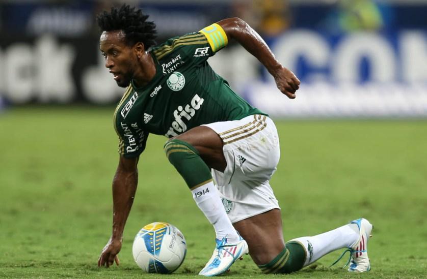 Zé Roberto em recuperação para a semifinal do Paulistão(Cesar Greco/Ag. Palmeiras/Divulgação)