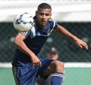 Gabriel Dias foi emprestado ao Boa Esporte (Cesar Greco/Agência Palmeiras/Divulgação)