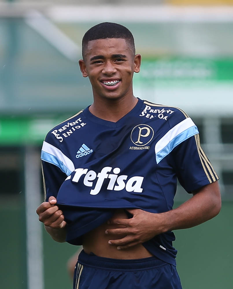 """""""Vou para lá representar a camisa do Palmeiras e darei todo o esforço para fazer bonito"""". (Cesar Greco/Ag.Palmeiras/Divulgação)"""