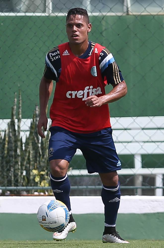 João Paulo se recupera de lesão (Cesar Greco/Ag. Palmeiras/Divulgação)