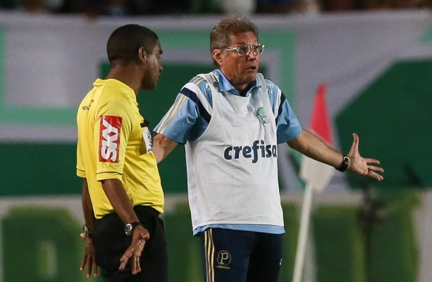 Oswaldo Palmeiras Sampaio Correa 2015 Copa do Brasil