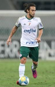Valdivia é o grande mistério do Palmeiras para a final do Paulista. (Cesar Greco/Ag. Palmeiras/Divulgação)