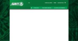 Sócio-torcedor Avanti ganha novo sistema de venda de ingressos. (Reprodução)