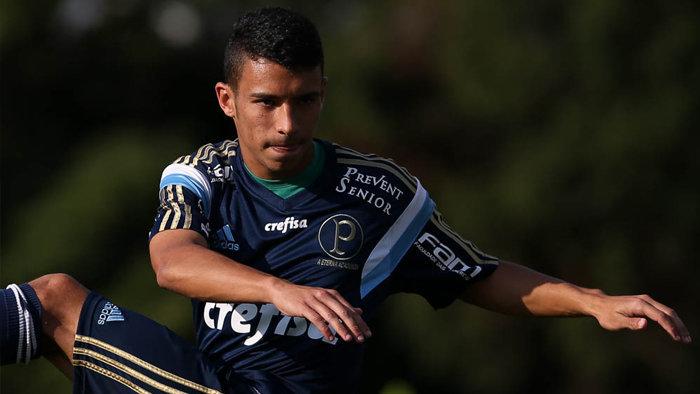 Daniel está no Verdão desde 2013 e foi convocado para jogo contra o Cruzeiro. (Cesar Greco/Ag.Palmeiras/Divulgação)