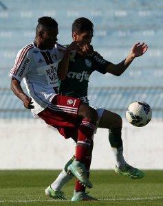 Verdão conheceu sua segunda derrota no Brasileirão Sub-20 nesta terça (4). (Fabio Menotti/Ag.Palmeiras/Divulgação)