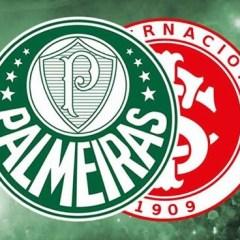 Notas: Internacional 1 x 0 Palmeiras – 24ª Rodada – Brasileiro 2015
