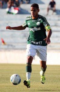 Juninho é um dos destaques da equipe Sub-20. (Fabio Menotti/Ag. Palmeiras/Divulgação)