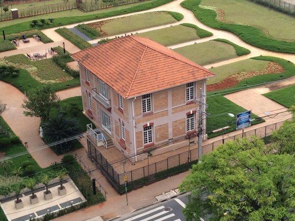 Casarão pertencente ao complexo Casa das Caldeiras, será a sede da primeira unidade da Cantina Palestra. (Divulgação)