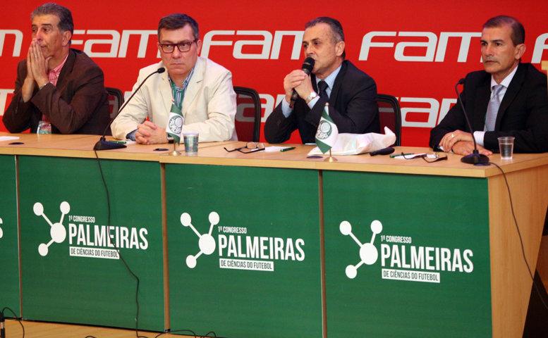 O Congresso acontece entre os dias 9 e 11 de outubro. (Fabio Menotti/Ag. Palmeiras/Divulgação)