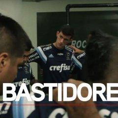 Bastidores: Santos x Palmeiras – Final da Copa do Brasil 2015