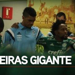 Gigante! A preleção de Zé Roberto na final da Copa do Brasil