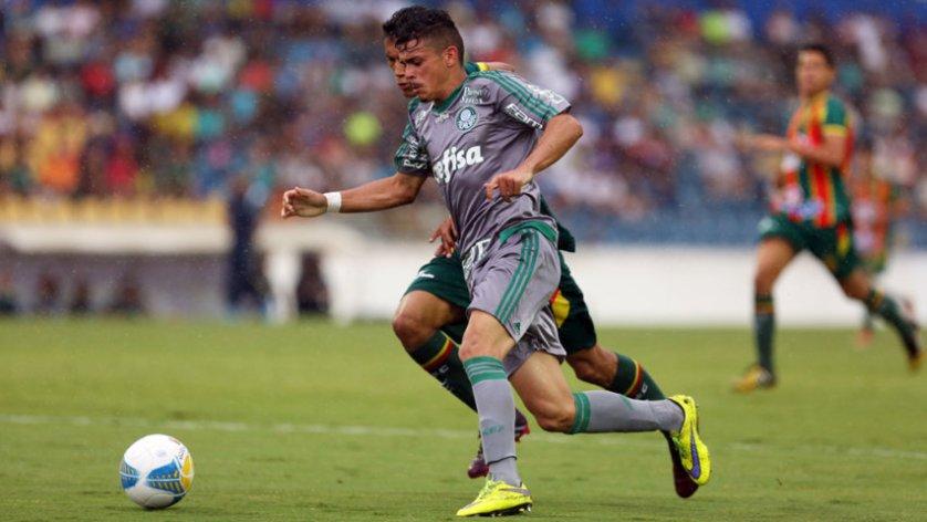 Invicto na Copa São Paulo, Verdão busca vaga nas quartas de final. (Fabio Menotti/Ag.Palmeiras/Divulgação)
