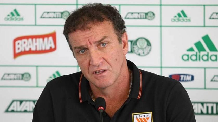 Cuca será o novo técnico do Palmeiras. (Cesar Greco/Ag.Palmeiras/Divulgação)