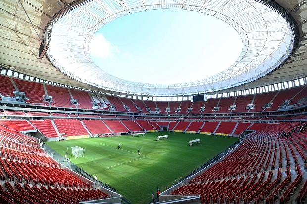 O Palmeiras volta à capital federal neste domingo (28). (Divulgação)