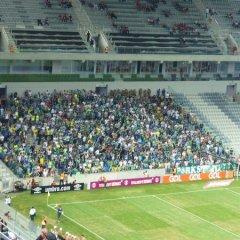 Atlético-PR x Palmeiras: venda de ingressos pela internet e cadastro biométrico