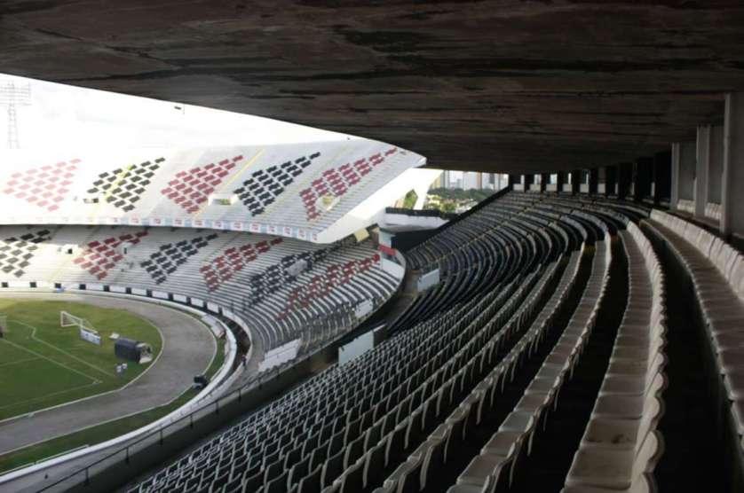 Pela 28ª rodada do Campeonato Brasileiro, Palmeiras enfrentará o Santa Cruz no Estádio do Arruda. (Divulgação)