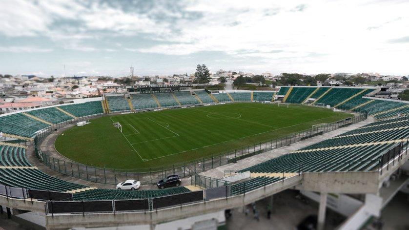 Pela 31ª rodada do Campeonato Brasileiro, Palmeiras enfrentará o Figueirense no Estádio Orlando Scarpelli. (Divulgação)