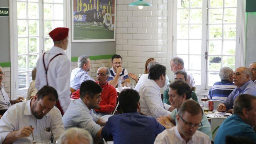 Cantina Palestra ficará na Casa das Caldeiras, em frente ao Allianz Parque. (Divulgação)