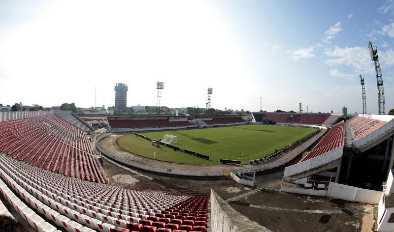 Ituano receberá o Palmeiras, no estádio Novelli Júnior, em Itu-SP, no dia 12 de fevereiro (domingo), às 19h30. (Divulgação)