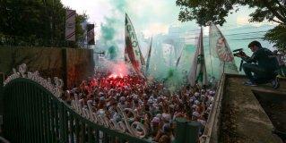Palmeiras fará treino aberto para torcedores no Allianz Parque