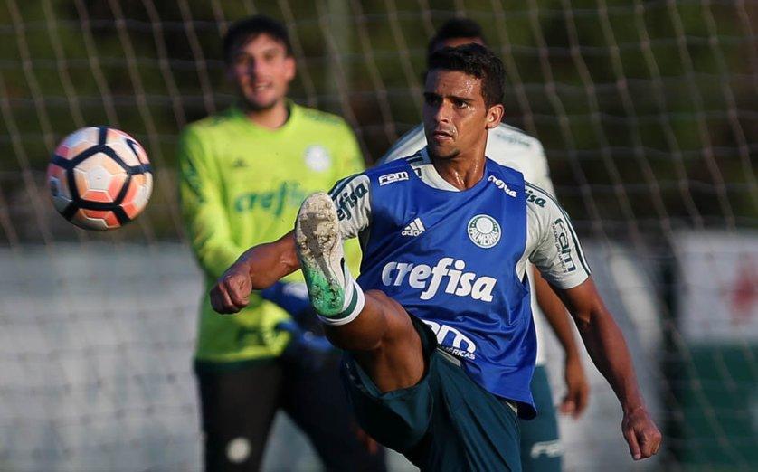 Desfalque nas últimas duas partidas, Jean pode voltar contra o Fluminense. (Cesar Greco/Ag Palmeiras/Divulgação)
