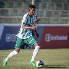 3 jogadores do Sub-17 do Palmeiras são convocados para a Seleção