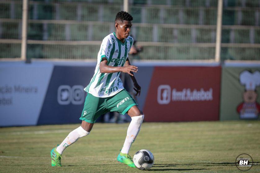 Vitão é um dos atletas convocados pela Seleção. (FMF/Divulgação)
