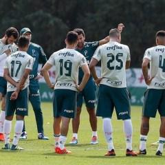 Com novo fôlego, Palmeiras se prepara de olho em série decisiva no Brasileirão