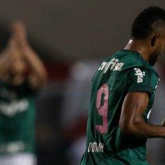 Borja vibra com golaço e Arouca comemora retorno: 'Novo ciclo'