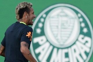 Palmeirense na infância, Neymar revela seus ídolos