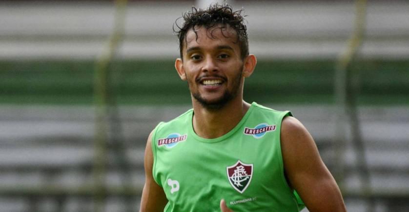 Gustavo Scarpa é o mais novo reforço do Palmeiras para 2018. (Mailson Santana/Fluminense/Divulgação)