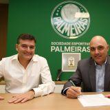 Palmeiras fecha contrato de material esportivo com a PUMA por 3 anos