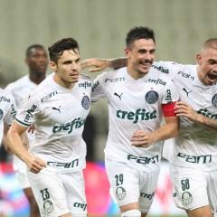 Palmeiras sai na frente, leva empate, mas se classifica às semis da Copa do Brasil