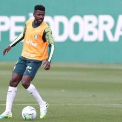 Palmeiras rescinde contrato com Ramires