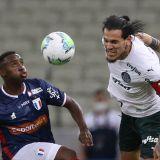Gustavo Gómez tem suspensão de dois jogos decretada pelo STJD