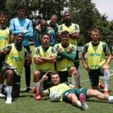 Treino: Palmeiras treina na Academia de Futebol antes de embarcar para o Ceará