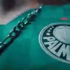 Palmeiras divulga trecho de vídeo de lançamento de nova camisa; uniforme apresenta novidades