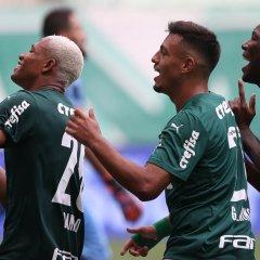 Com gols de Danilo e Rafael Elias, Palmeiras vence a Ferroviária e chega aos 7 pontos