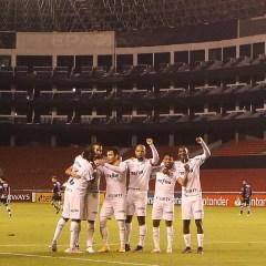 Palmeiras iguala River em maior sequência invicta como visitante na história da Libertadores