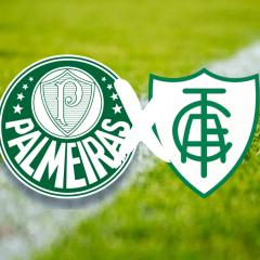 Pré-jogo: Palmeiras e América-MG – Brasileirão
