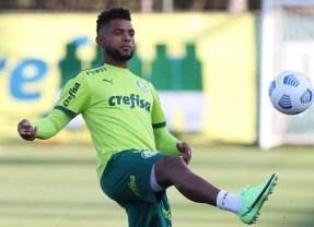 Treino: Com Borja no gramado, Palmeiras encerra preparação para 'Choque-Rei'
