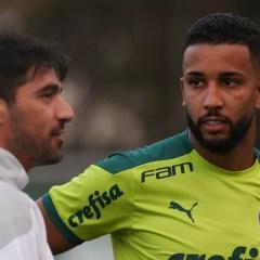 """Jorge celebra oportunidade no Palmeiras: """"Me sinto honrado de estar em um grande clube como o Palmeiras"""""""