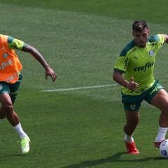 Treino: Após folga, Palmeiras volta a trabalhar visando o Athletico-PR