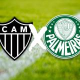 Atlético Mineiro e Palmeiras – Libertadores