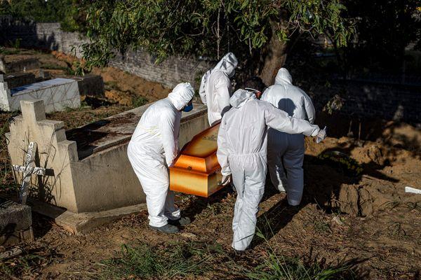 Coronavírus: ES registra 832 mortes e 19,6 mil casos confirmados   A Gazeta