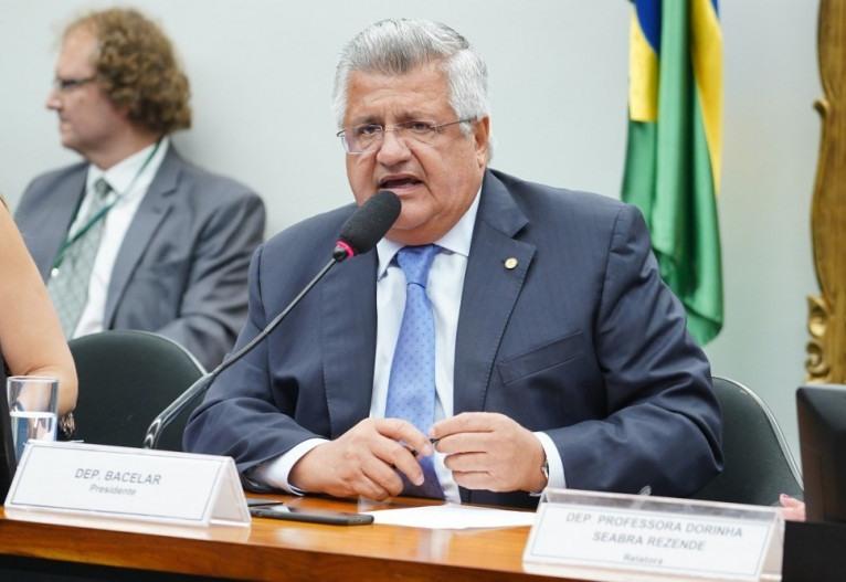 O deputado federal João Carlos Bacelar