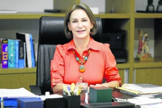Ministra Maria Cristina Irigoyen Peduzzi também preside o Conselho Superior da Justiça do Trabalho (CSJT) -  (crédito: TST/Divulgação)