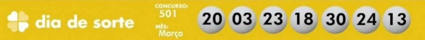 Check out the numbers drawn on this Tuesday's Lucky Day (31/8)